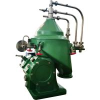 Continuously Operation Centrifuge Oil Water Separator , Marine Oil Water Separator Machine Manufactures