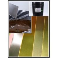Roller Coating Water Based Orange Paste To Make Gold Card Paper High Efficient Manufactures
