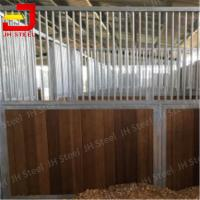 Equine European Stall Fronts Elegant Exotic Horse Box Stall Stable Panels Manufactures
