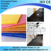 Corrugated Plastic Sheet for Floor Protection Manufactures