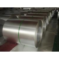 SPCC / SPCD Hot Dipped Galvanized Steel Coils , AZ Galvalume Steel Coil Manufactures