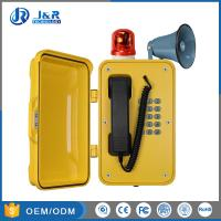 SIP Heavy Duty Telephone Multi Function With Beacon And Horn Outdoor Manufactures