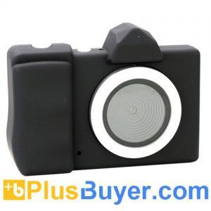 China Mini 1.44 inch TFT LCD 300KP Digital Camera - Black on sale
