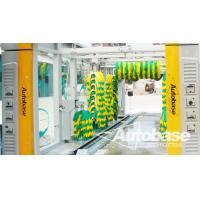 Best-selling tunnel washing & car care wash machine TEPO-AUTO Manufactures