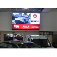 P10 indoor 960mm commercial advertising led display , cost effective , fixed installation Manufactures