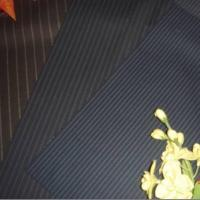 The fabric of male uniform  wool/ployester fabric Manufactures