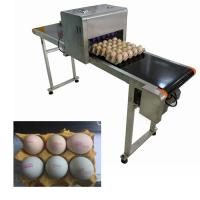 Buy cheap Egg Expiration Date Stamp MachineWith Various Colors Food Grade Ink To Choose from wholesalers