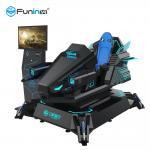 9D VR Race Car Simulator Chair , Heavy Weight Car Mechanic Simulator Vr Manufactures