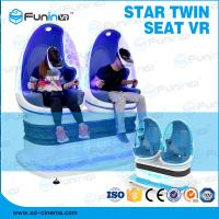2 Players 9D VR Simulator Roller Coaster Kids Games Electronics Train Manufactures