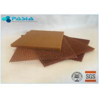 Jacquard Treatment Aramid Honeycomb Panels With Epoxy Resin Fungi Resistance Manufactures