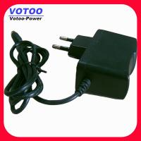 China ABS PC Universal AC Adapter 8v 580ma For Security Alarm System on sale