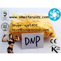 China Fat Burners Supplements 2, 4-Dinitrophenol DNP Yellow Crystals Powder Steroid For Weight Loss on sale