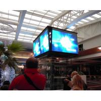 China Cube LED Display P5mm Indoor LED Billboard Mean Well Power Supply WIFI Control on sale