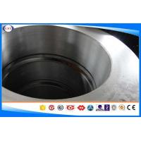 Hot Forged Carbon Steel Ring , AISI 1035 / S35C Steel Grade Forged Rings Manufactures