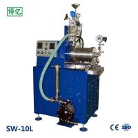 High Energy Efficiency Horizontal Sand Mill , Laboratory Milling Machine Manufactures