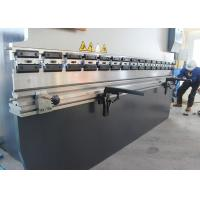 Quality NC Hydraulic Press Brake Bender Machine With CNC Power And Aluminum Raw Material for sale