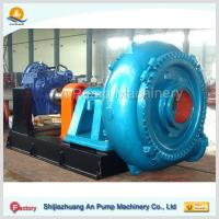 high pressure professional single-stage industrial gravel slurry pump Manufactures