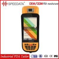 Android Or Mobile Handheld Data Collection Devices 4.5'' LCD Touch Screen Manufactures