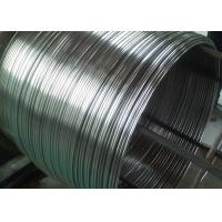 SUS 304 1.3401 Dom Steel Tubing / Stainless Steel Coil Tube For Boiler Manufactures