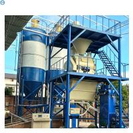 10 - 12t/H Plaster Tile Adhesive Dry Mortar Production Line 220 - 440V Voltage Manufactures