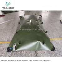 Veniceton collapsible  1000 Liter fuel  tank Marine fuel tank for ship Manufactures