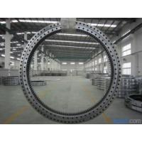 High-capacity Lifting Equipment -single row crossed roller slewing bearing(602~4726mm) Manufactures