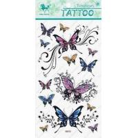 Safe non - toxic custom temporary tattoos stickers  supplies for kids with ODM Manufactures