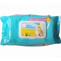 China Kiss Me Honey Lotion Baby Wipes (unscented)80sheets on sale