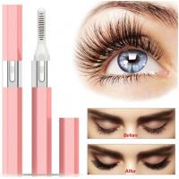 Heated Eyelash Curlers Electric USB Eye Lashes Curling Makeup Bushy Long Lasting Portable Beauty Instrument Manufactures