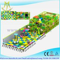 Hanselindoor playground commercial candy theme play area Manufactures