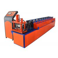China automatic stud and track c channel Light Steel Keel Roll Forming Machine on sale
