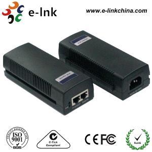 48 Volt 2 Port Cisco POE Power Over Ethernet Injector 10 / 100 / 1000Mbps 15.4W Manufactures