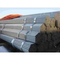 Buy cheap Steel Pipe_Galvanized Steel Pipe 114mmx6.35mmx6m BS 1137 Round Steel Tube from wholesalers