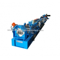 China 550Mpa 4.0mm GI CRC C Purlin Forming Machine on sale