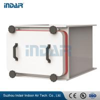 China 0 - 500Pa Air Handler Filter Housing 13600CMH / 8000CFM For GMP Clean Room on sale
