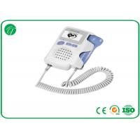 Quality 3MHz Probe Fetal Doppler Machine For Baby Heart Rate Alkalinity Battery for sale