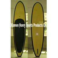 China 2012 Bamboo Stand Up Paddle Board on sale