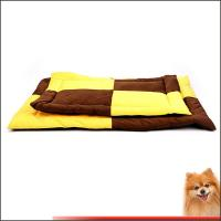 China pets supply Short plush Silk floss cheap dog bed china factory on sale