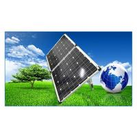 240W Mono Crystal Foldable Solar Panel , Portable Solar Panels For Camping Manufactures
