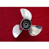 13 1/2 X 15-K 3 Blade Stainless Steel Boat Propeller 0-140hp For YAMAHA Manufactures
