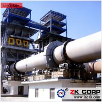 China Small Cement Rotary Shaft Kiln, Clay Limestone Ore Shaft Lime Shaft Kiln Manufactures