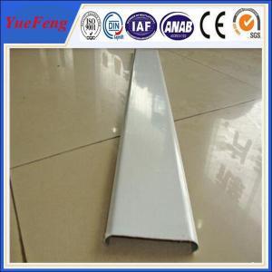 Hot! customized extruded aluminum profiles, 300mm width aluminum panel Manufactures