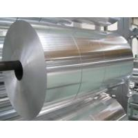 China Aluminum foil coated with glassine paper for Gutkha packing on sale