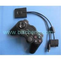 China PS2 2.4G 2 in 1 wireless controller on sale