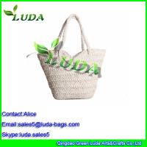 China designer handbags messenger corn husk straw bags on sale