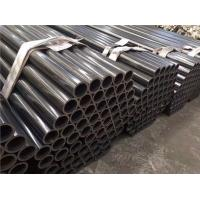 High Frequency Black Welded Steel Pipe Anti Rust Painting For Water / Oil Field Manufactures