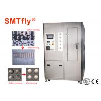 Water - Based Steel Net Stencil Cleaning Machine 30~60L/Min DI Water Supply Manufactures