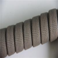 Soft Custom Woven Webbing Tape Anti Bacterial Impact Resistance Manufactures