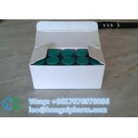 Quality Selank 5mg Vial Peptide Hormones Antianxiety Drug Anxiolytic Help Studying Energy for sale