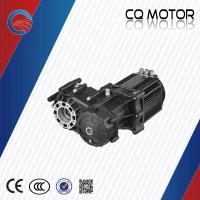 4000w 60v 2 speed PMSM permanent magnet synchronous auto shifting motor